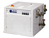 dry cleaning finishing equipment, electric boilers, steam generators